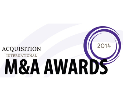 M&A Awards 2014, Venture Capitalist of the Year at 2014