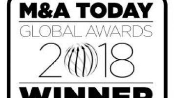 Two Wins for Sturgeon – M&A Today Global Awards 2018