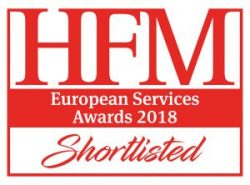 Sturgeon Shortlisted For Two HFM European Hedge Fund Services Awards