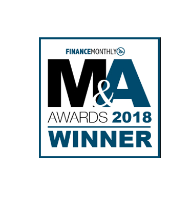 The Finance Monthly – M&A Awards 2018