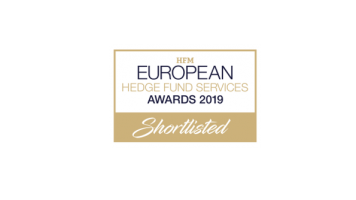 Sturgeon makes 4 shortlists – HFM European Hedge Fund Services' Awards