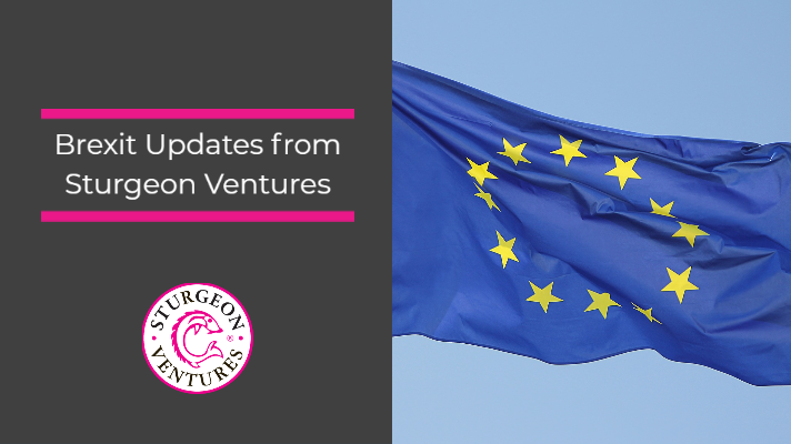 Sturgeon Ventures Brexit Updates