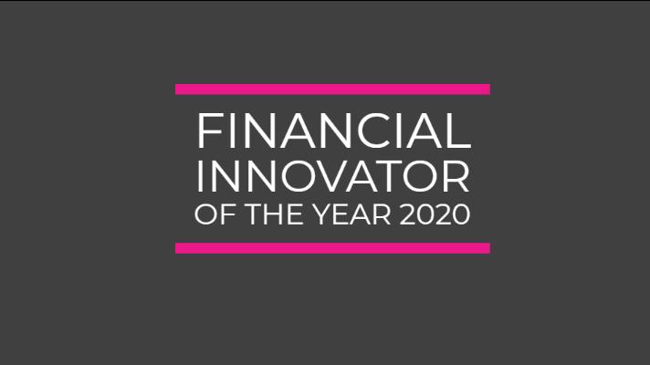 Finnancial Innovator 2020