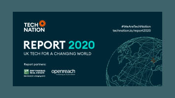 The Tech Nation Report 2020 – Good news for UK Tech Sector
